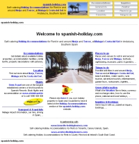 Spanish Holiday - www.spanish-holiday.com